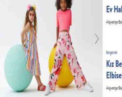 Panço Çocuk ve Bebek Giyim Sitesi