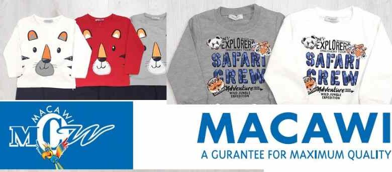MACAWI Tekstil Toptan Çocuk Giyim Sitesi